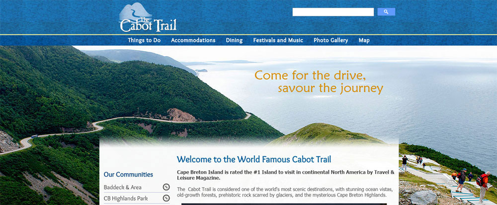 The Cabot Trail