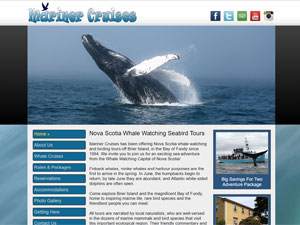 Mariner Cruises Whale Watching Tours