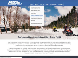Snowmobilers Association of Nova Scotia